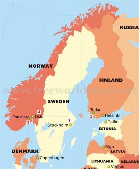 scandinavia map julie moir messervy design studio southern scandinavia a photo journal julie moir messervy
