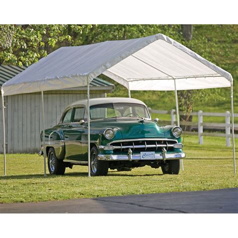 instant garage shelterlogic 10 x 20 instant garage in carports