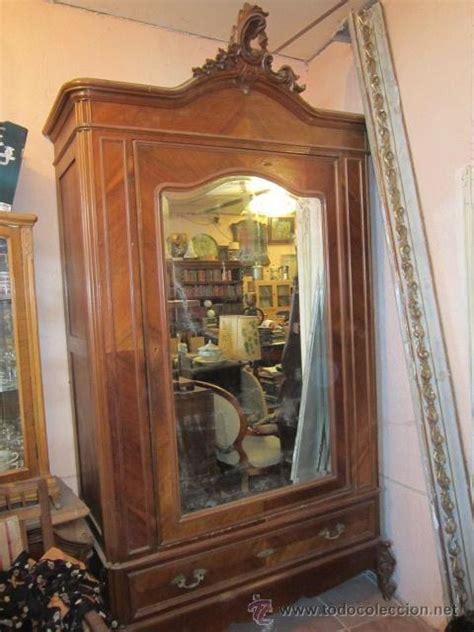 armario ropero siguiendo estilo luis xv en  vendido en venta directa