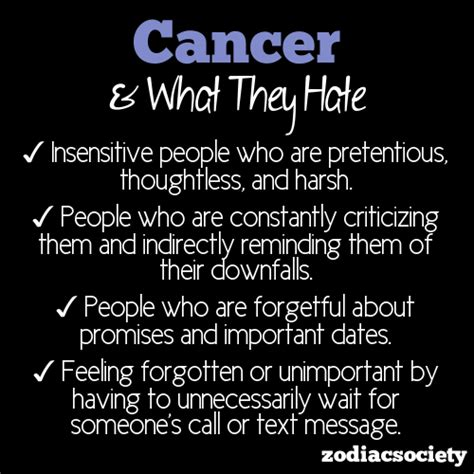 cancer zodiac sign cancerian personality cancer traits