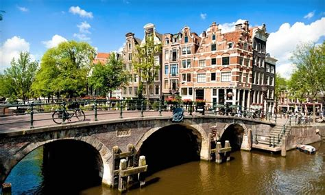 amsterdam vacation with airfare in amsterdam nh groupon getaways