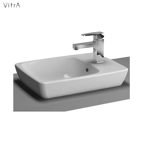 countertop bathroom basins vitra m line compact countertop basin uk bathrooms