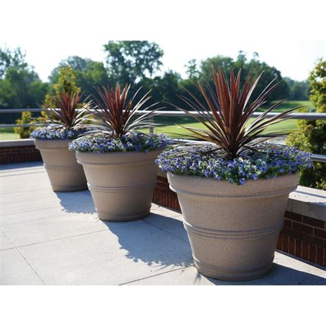 Planters And Containers by Megapots Faux Planters Newpro Containers