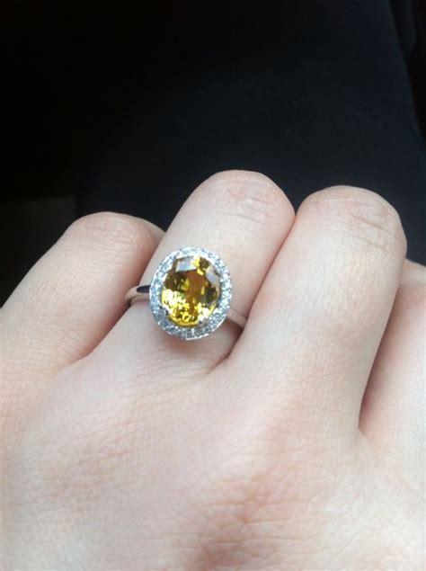 how to wear yellow pukhraj or yellow sapphire pukhraj