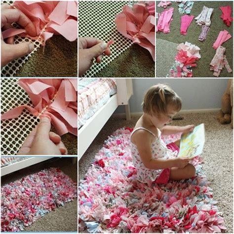 Tutorial Handmade - handmade rag rug tutorial usefuldiy