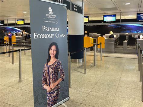 singapore airlines legroom seats flight review singapore airlines premium economy class