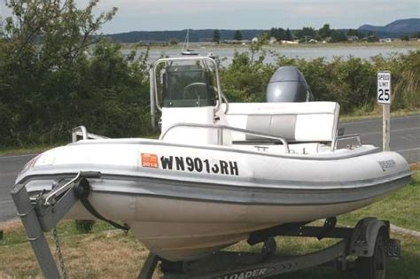 rendova boats used 1999 rendova deluxe tender lopez island wa 98261