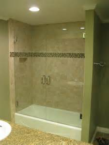 New Shower Doors Tub Shower Enclosures