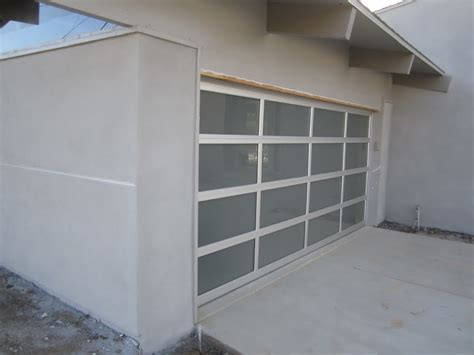 impressive mid century modern garage doors the