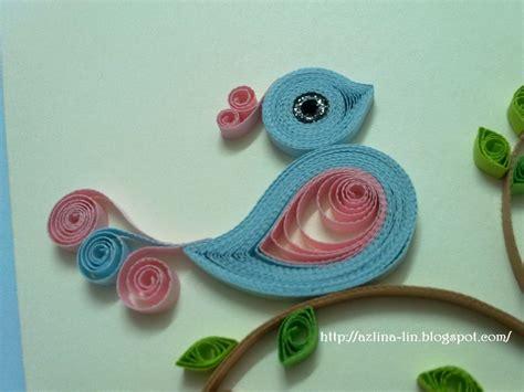 quilling tutorial bird azlina abdul 02 01 2011 03 01 2011