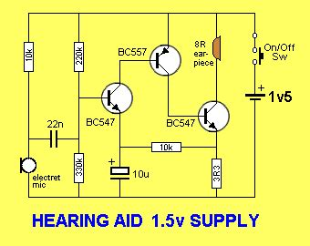integrated circuits for hearing aids hearing aid 2