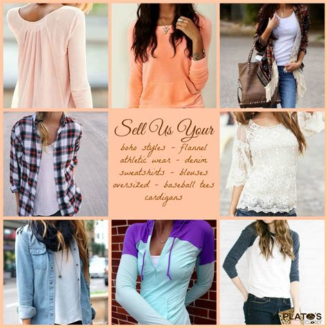 get more for your money with used designer clothes from