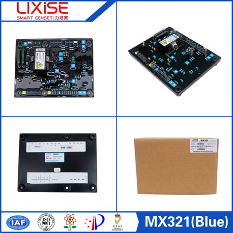 mx321 automatic voltage regulator of generator avr circuit