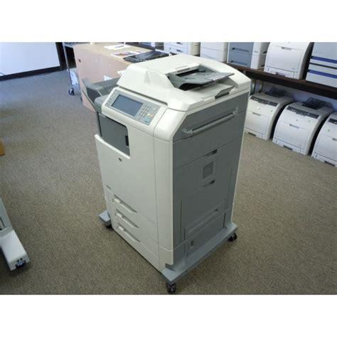 nvram reset hp 4730 stante multifunzione laser a colori hp cm 4730 scan fax