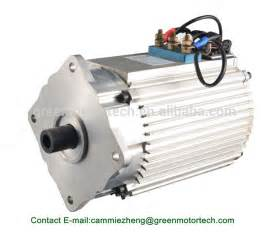 Electric Car With Ac Motor Ac Motor 48v 4kw Electric Car Motor Kit For Electric Golf