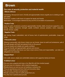 meaning of the color brown gold colour psychology colour communicates