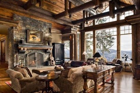 rustic family rooms a little rugged but delightful to my eye my style