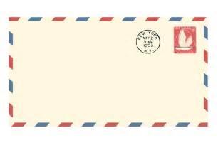 illustration gratuite enveloppe de la poste a 233 rienne
