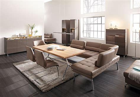 Halbrunde Sitzbank Leder by Joop Dining Stilvolle M 246 Bel F 252 R Den Essbereich