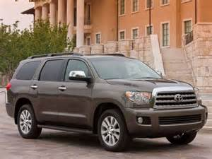 Toyota 7 8 Passenger Vehicles 10 Best 8 Passenger Suvs Autobytel