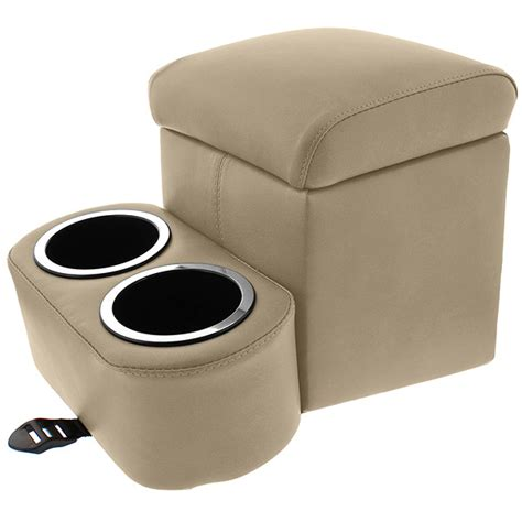 tall bench seat tan tall shorty bench seat cruiser console cupholdersplus com