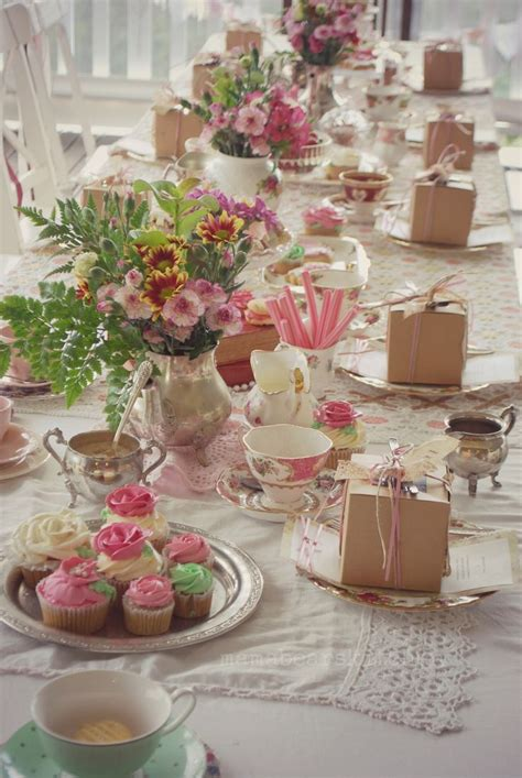 25 best ideas about high tea decorations on