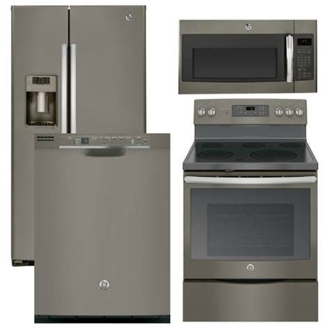 ge kitchen appliances packages package 36 ge appliance 4 piece appliance package