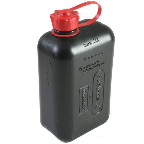 Benzinkanister 2 Liter Motorrad benzinkanister fuelfriend 2 0 liter schwarz neu fuel