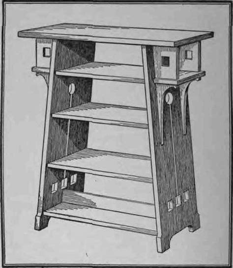 how to make a book rack