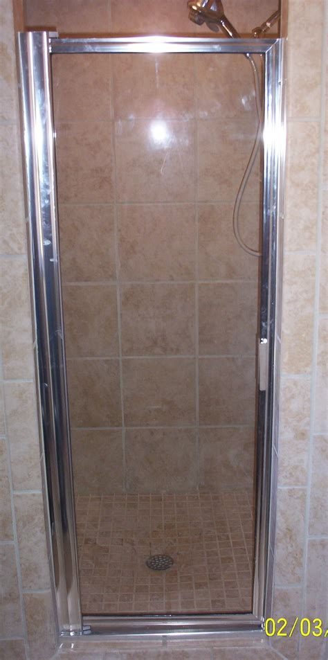 Handicap Shower Doors M M Construction Bathroom Bathroom Remodels Handicapped