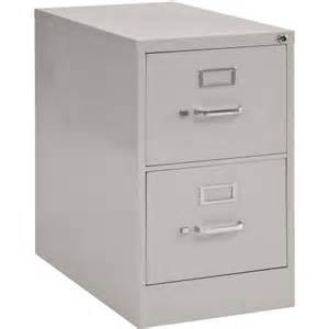 2 drawer size steel vertical file cabinet dove grey
