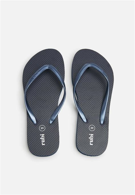 Sandal Flip Flop Rubi Cotton On Sandal Jepit Wanita Rubi 1 rubi navy cotton on sandals superbalist