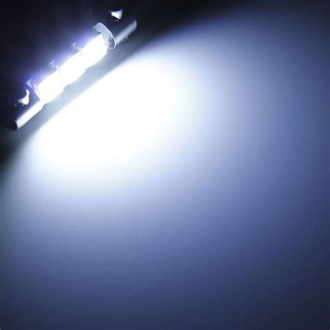 31mm 3 smd 5050 led light bulb car vanity mirror lights