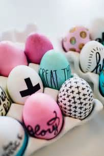 cool easter eggs easter eggs decorated with sharpies look so cool and