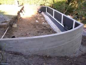 marin concrete contractor in san rafael retaining walls