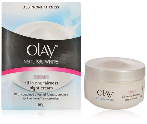 Olay White Lotion best creams for removal available in indian market