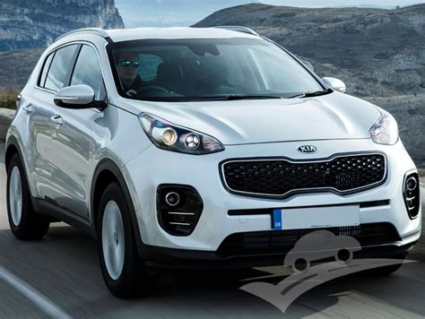 Kia Diesel Cars Kia Car Sportage Diesel Estate Leasing Deals