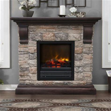 Electric Fireplace On Pinterest Electric Fireplaces Lowes Fireplace Tv Stand
