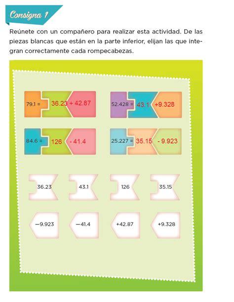matematicas 6 grado contestado el equipo de caminata desmat6b1pag17 1