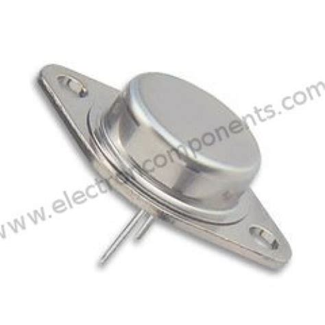 transistor 2n3055 rusak 2n3055 npn power transistor original buy electronic components shop price in india