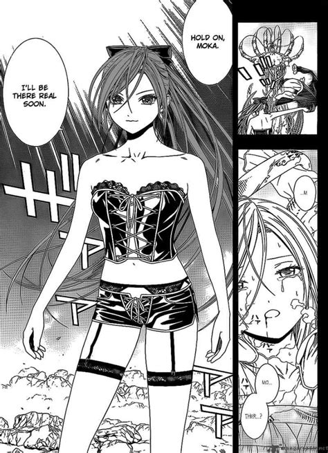 Read Rosario Vampire II Chapter 33 - MangaFreak