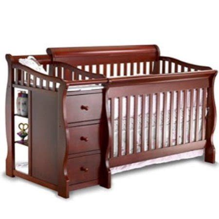 sorelle crib and changer espresso sorelle tuscany 4 in 1 convertible crib and changer