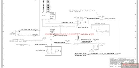ford transit c2000 wiring diagrams auto repair manual