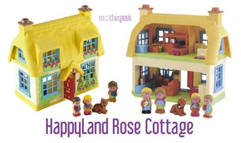 Happyland Cottage by Happyland Cottage Mothergeek Review