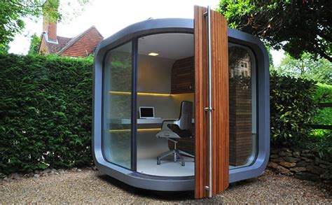 backyard office for working from home