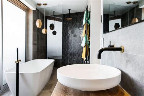 Custom Bathroom Design the block 2015 week 1 bathroom reveals