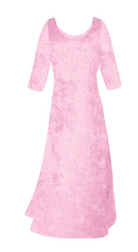 sold out sale light pink crush velvet plus size supersize sleeve dress xl
