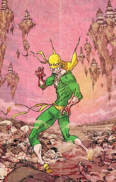 libro iron fist the living nice cape 9 characters in need of a costume makeover comics lists paste