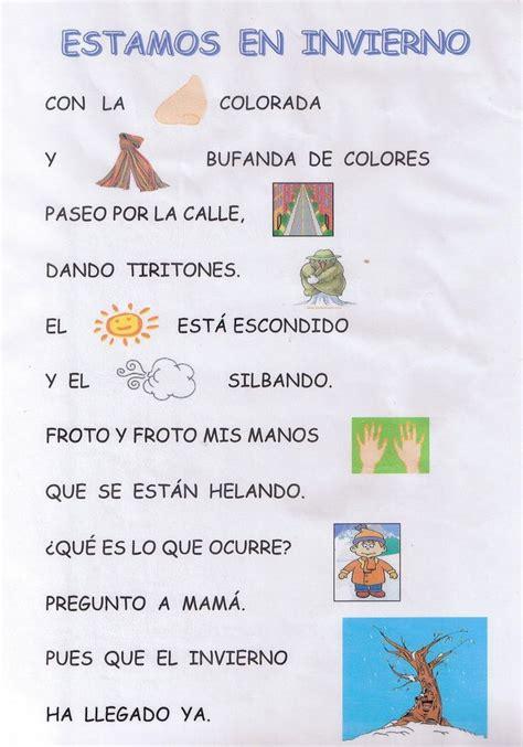 cuentos para tercero de primaria 17 best images about invierno canciones poesias etc on