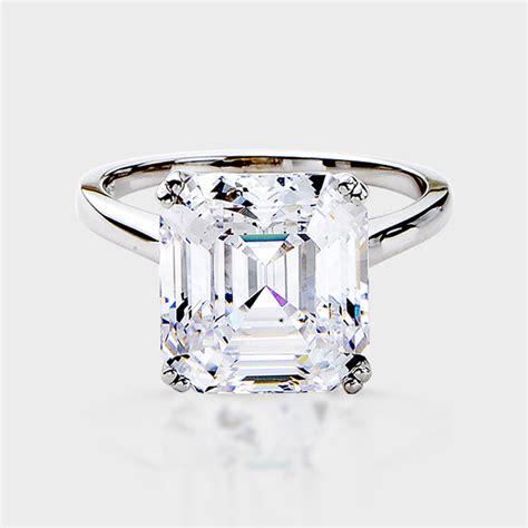 unique high  cubic zirconia engagement rings  uk